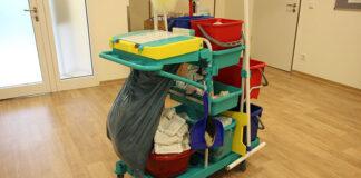 Jaki wózek do sprzątania wybrać